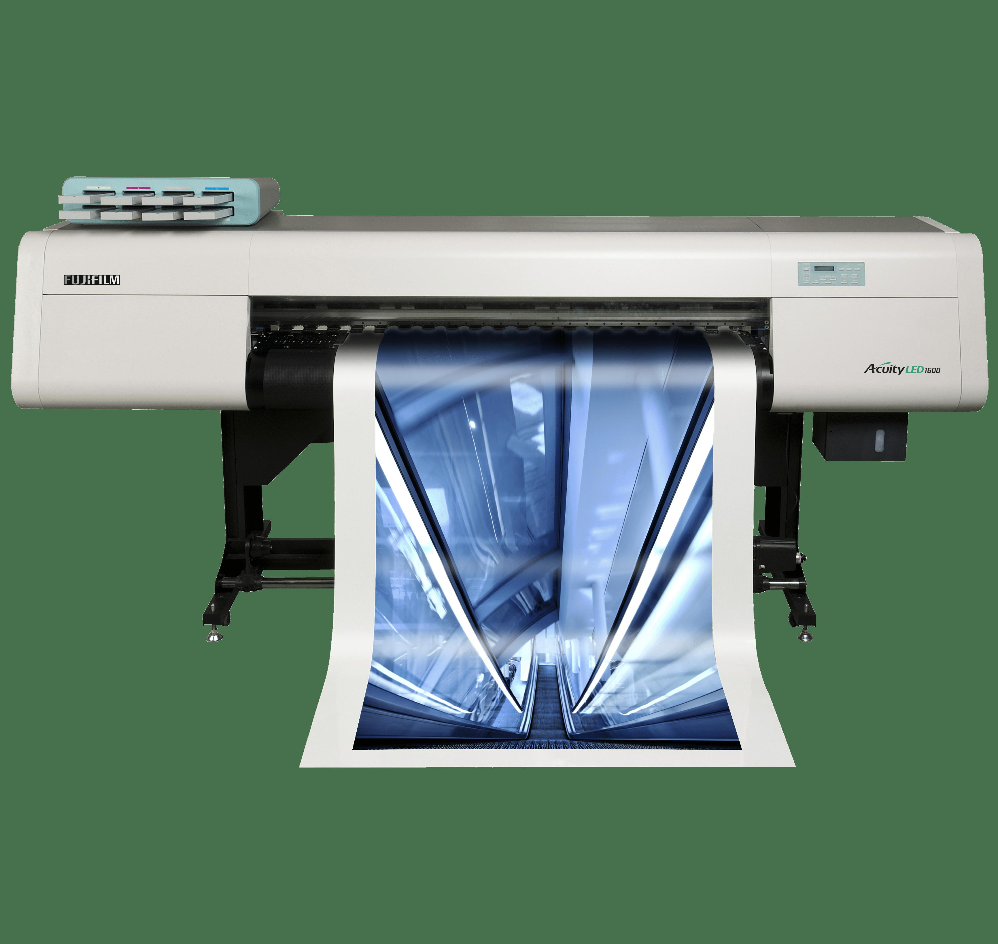 Fuji Acuity LED 1600 UV Inkjet Printer